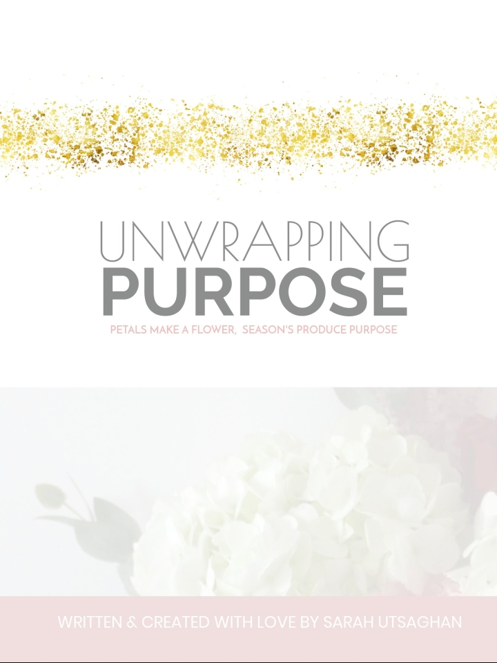 Do not give in to resistance, unwrap your purpose!