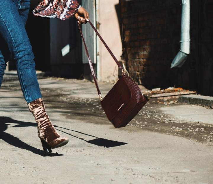 It's in your handbag: Ways to utilise what youhave